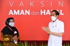 Cerita Narti, Pedagang Sayur yang Kaget Ditelepon Istana untuk Divaksin Bareng Jokowi