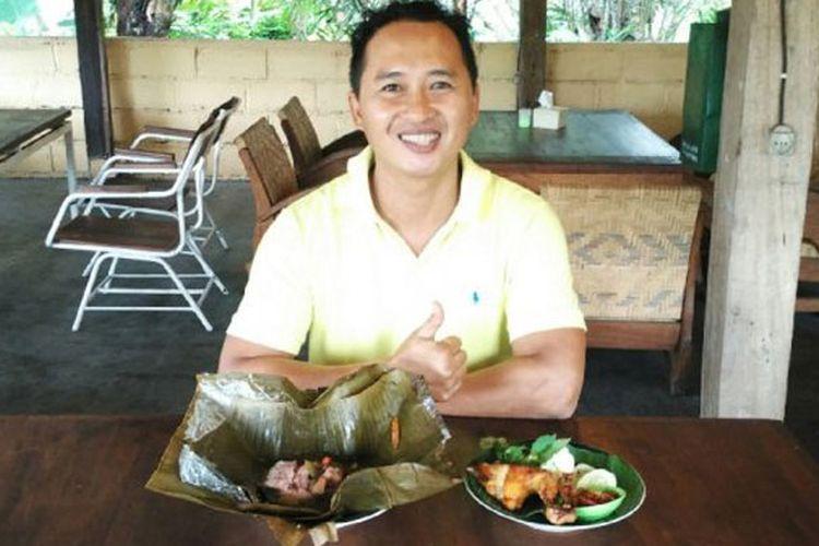 Rumah Makan Blimbing Wuluh di Sleman, DI Yogyakarta dengan menu spesial Garang Asam Kudus.