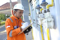 Penggunaan Gas PGN Diprediksi Turun Saat Lebaran