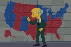 Pilpres AS 2020 Diprediksi The Simpsons Edisi 2012, Petanya Sangat Mirip