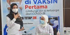 Bupati Luwu Utara Minta ASN Jadi Garda Terdepan Sukseskan Vaksinasi Covid-19