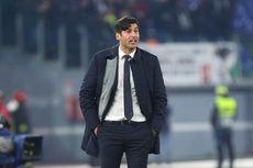 Atalanta Vs AS Roma, Fonseca Belum Menyerah Kejar Empat Besar