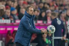 Bayern Muenchen Vs Salzburg, Hansi Flick Waspadai Serangan Balik Die Roten Bullen