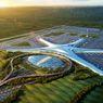 Mengintip Bandara Bintang Laut Terbaru di China, Seperti Apa Konsepnya?