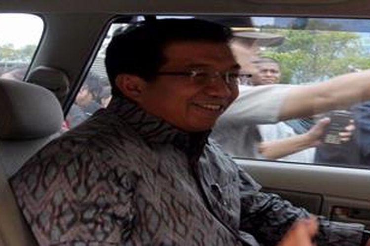 Kepala Otoritas Jasa Keuangan (OJK) Muliaman Hadad