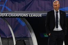Arahan Zidane yang Tak Berjalan Mulus pada Laga Kontra Shakhtar Donetsk