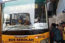 Kenapa Bus Gratis dari BPTJ Hanya Senin Pagi dan Jumat Sore?