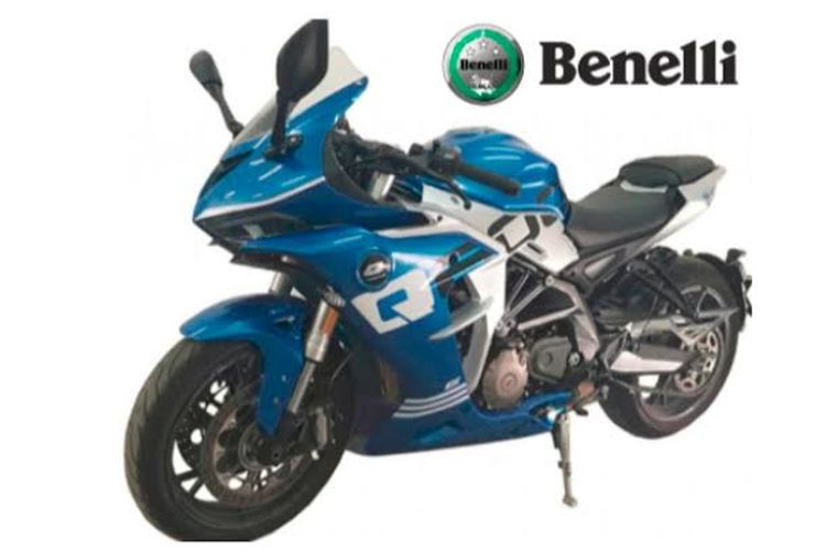 Benelli 600RR