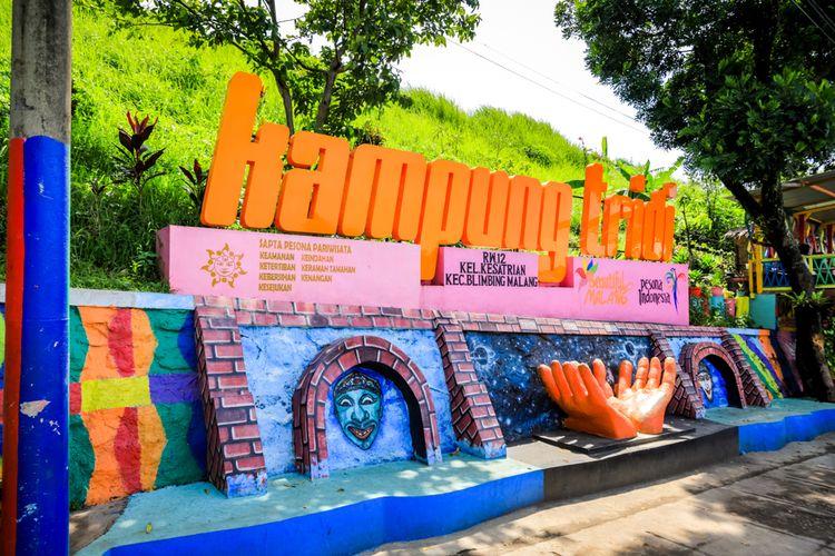 Kampung Tridi (3D) Kota Malang