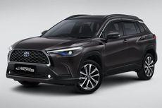 Toyota Santuy Corolla Cross Ambil Pasar C-HR