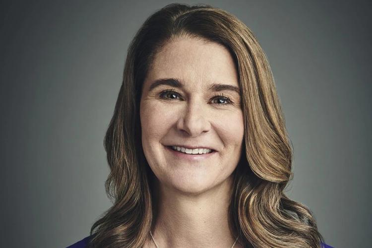 Sosok Melinda Gates, mantan istri Bill Gates.