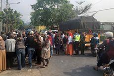 Warga Terdampak Waduk Jatigede Sumedang Ancam Blokade Jalan Nasional dan Bawa Lebih Banyak Massa