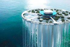 Arsitek Jepang Rancang Menara Terapung di China