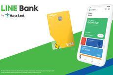 Line Bank Tawarkan Gratis Biaya Transaksi dan Kartu Berdesain Karakter Line