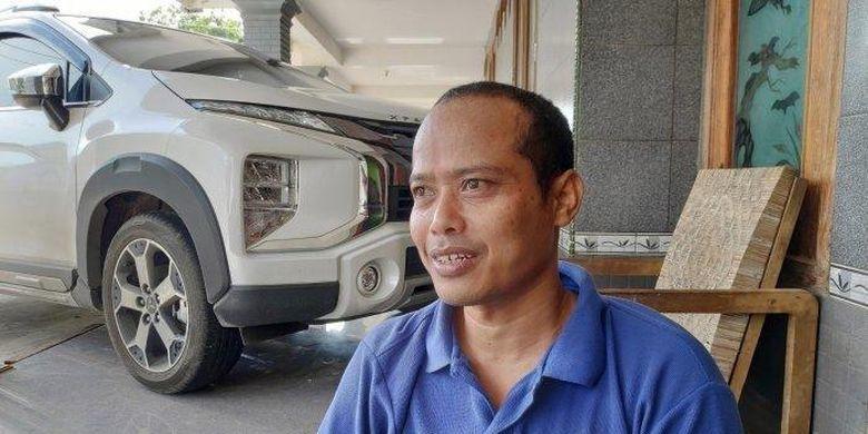 Wantono mendapat Rp 24 miliar setelah jual tanah 4,2 hektare. Ia pun membeli Mitsubishi Xpander meski tak bisa mengemudi.