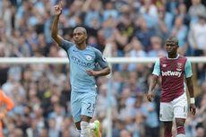 Sudah 34 Tahun, Fernandinho Pede Dapat Kontrak Baru dari Man City
