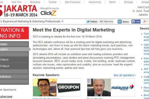 SES Jakarta Kumpulkan Pelaku Digital Marketing