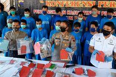 Polda Jateng Ungkap 35 Kasus Perjudian, 67 Pelaku Ditangkap