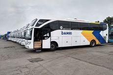 Catat, Syarat Penumpang yang Bisa Naik Bus Damri selama Pandemi Corona