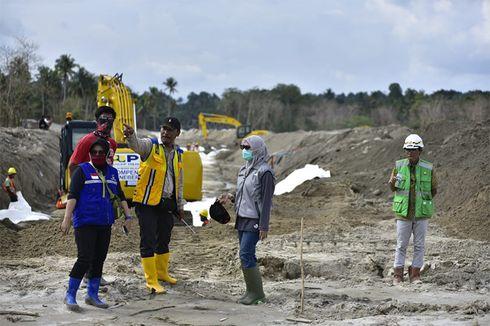 Normalisasi Sungai Pascabanjir Bandang Luwu Utara Sudah Mencapai 50 Persen
