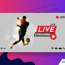 Link Live Streaming Brescia Vs AS Roma, Kick-off 00.30 WIB
