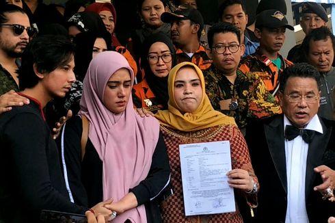 Polisi Periksa Tiga Saksi Terkait Laporan Fairuz A Rafiq terhadap Mantan Suaminya