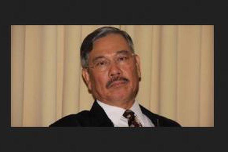 Mantan Ketua DPP REI Teguh Satria.