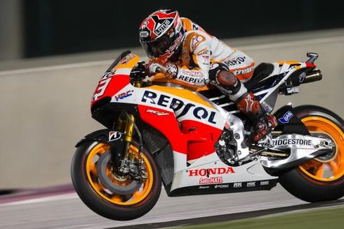 Marc Marquez Catat Kemenangan Pertama MotoGP 2014