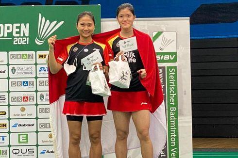 Indonesia Bawa Pulang Dua Gelar dari Austrian Open 2021