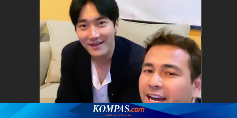 7 Momen Seru Siwon ke Rumah Raffi Ahmad, Disambut Meriah Sampai Curhat Ingin Menikah