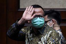 KPK Pikir-pikir atas Putusan 5 Tahun Penjara Edhy Prabowo