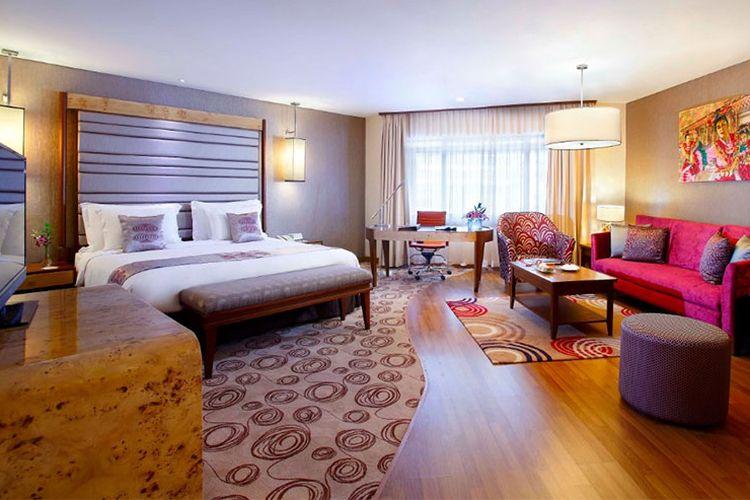 Ilustrasi Kamar Hotel Grand Sahid Jaya Jakarta