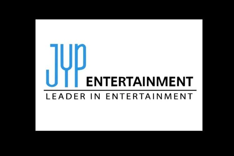 Logo agensi hiburan Korea Selatan, JYP Entertainment.