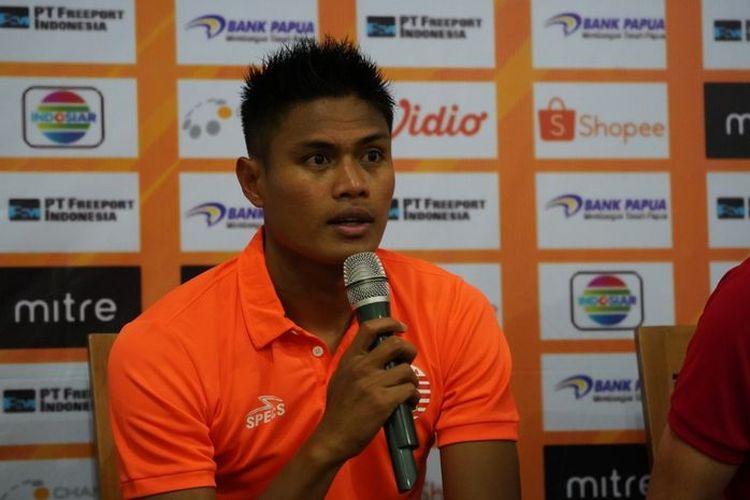 Bek Persija Jakarta, Facruddin Aryanto.