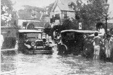 Cerita Pemerintah Hindia Belanda Habiskan Jutaan Gulden, tetapi Tak Bisa Atasi Banjir Jakarta