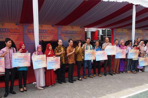 Daihatsu Pulangkan 10 Mobil Restorasi di Cirebon