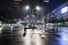 Catat Lokasi Penutupan Jalan di Jakarta Saat Crowd Free Night