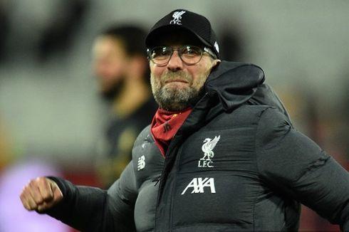 Atletico Madrid Vs Liverpool, Klopp Dihukum karena Marahi Hakim Garis