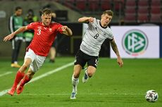 Hasil UEFA Nations League - Jerman Imbang, Spanyol Tumbang