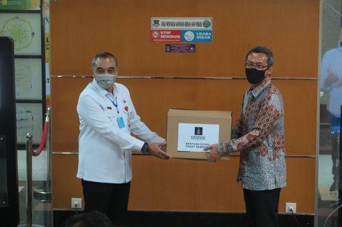 Paramount Land Salurkan Paket Bantuan Sembako ke Pemkab Tangerang