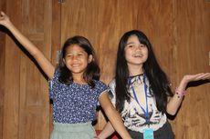 Shooting Kulari ke Pantai, Maisha Kanna dan Lil'li Latisha Tetap Sekolah