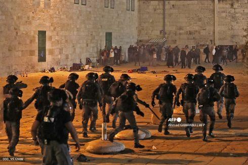 Konflik Palestina-Israel, Pengusiran Warga, dan Kecaman Internasional...