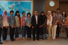 Inilah... 10 Mahasiswa Beruntung yang Raih Beasiswa ke Korea!