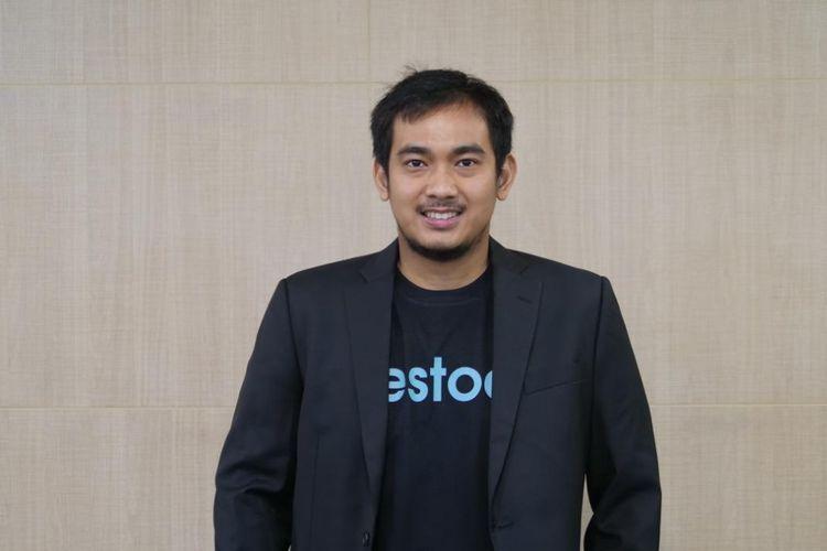 CEO baru Restock.id Tiar Nabilla Karbala