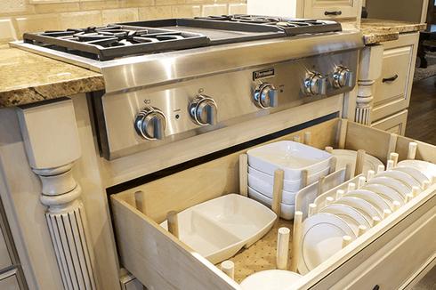 3 Trik Menata Dapur Lebih Rapi