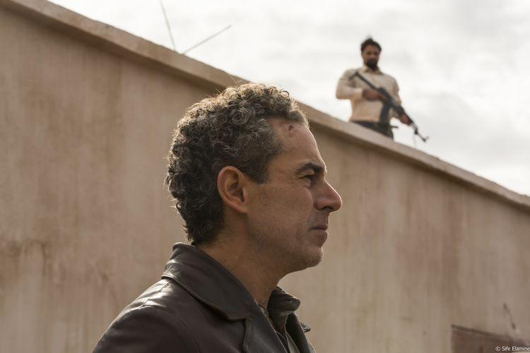 Cuplikan foto dari serial televisi Baghdad Central