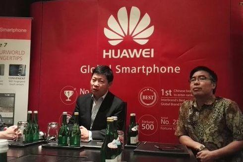 Berjaya di China, Huawei Tak Takut di Indonesia