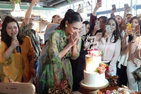 Luna Maya Gelar Pesta Ulang Tahun ke-36, Para Pesohor hingga Putri Jokowi Hadir
