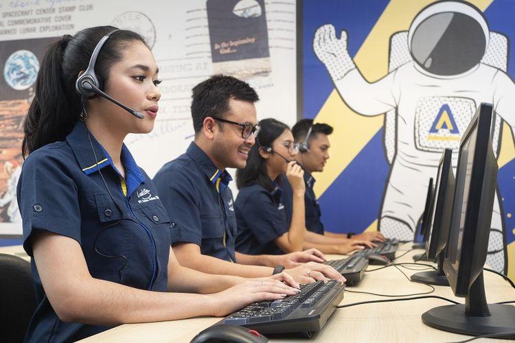 Layanan call center Hello Astra Life dapat diakses selama 24/7