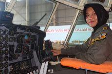 Perkenalkan Letda Pnb Anisa, Pilot Hercules Wanita Pertama di Indonesia